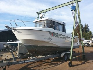 Beneteau Barracuda 8 Occasion
