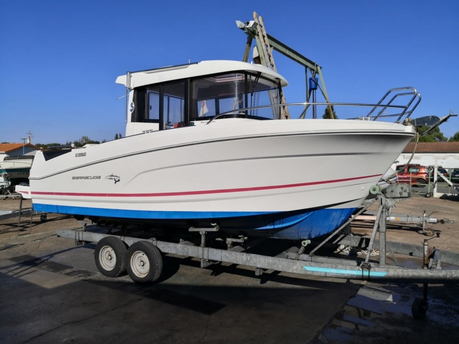 Beneteau Barracuda 7 occasion