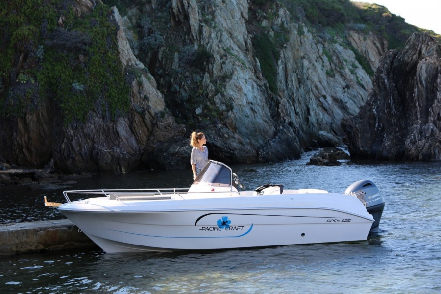Pacific Craft 625 Open neuf