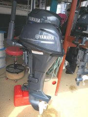 Yamaha F15CMHL � vendre - Photo 2