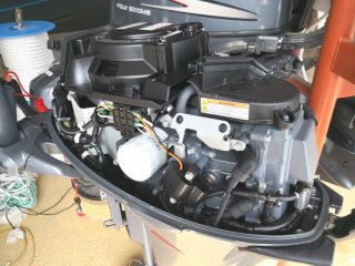 Yamaha F15CMHL � vendre - Photo 3