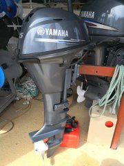 Yamaha F15CMHL � vendre - Photo 1