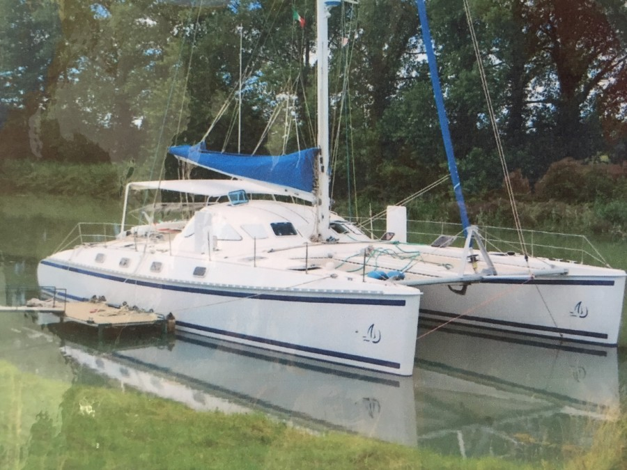 Outremer 50 Light tweedehands