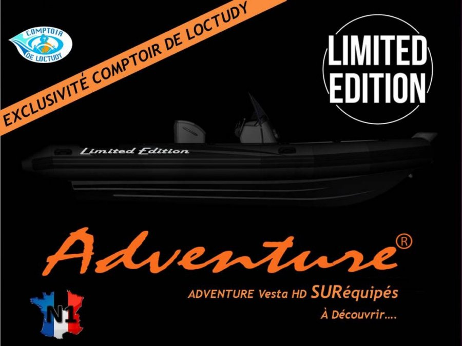 Adventure Vesta Limited Edition à vendre par