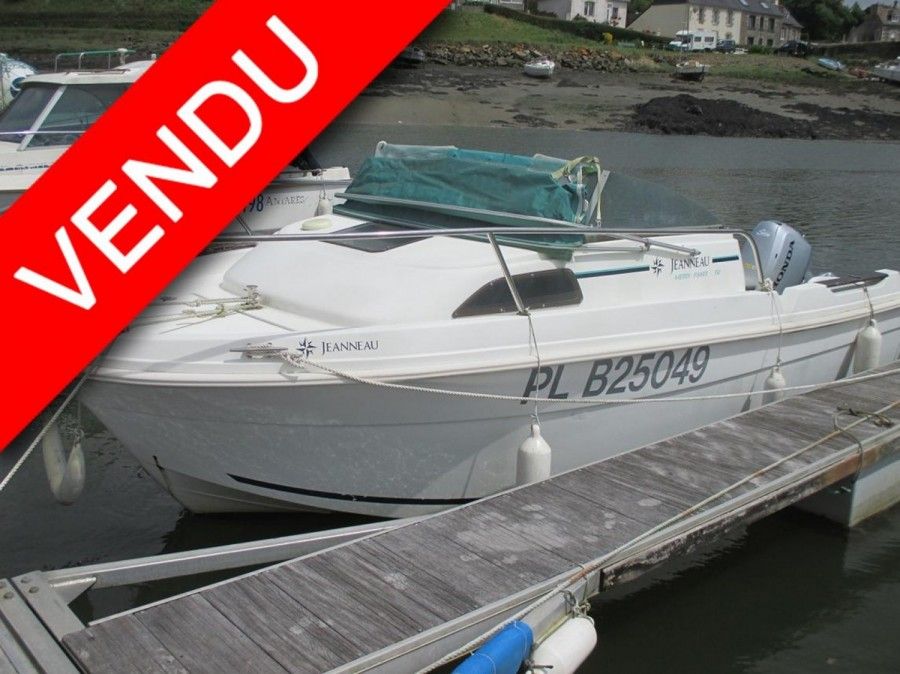 Jeanneau Merry Fisher 530 Cabin used