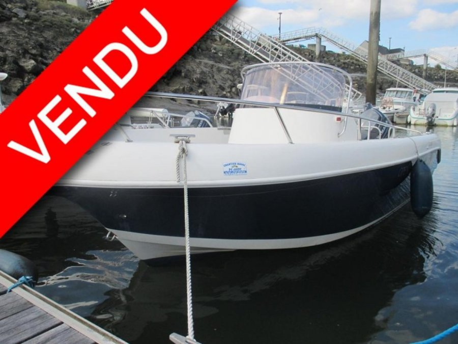 Pacific Craft 550 Open occasion