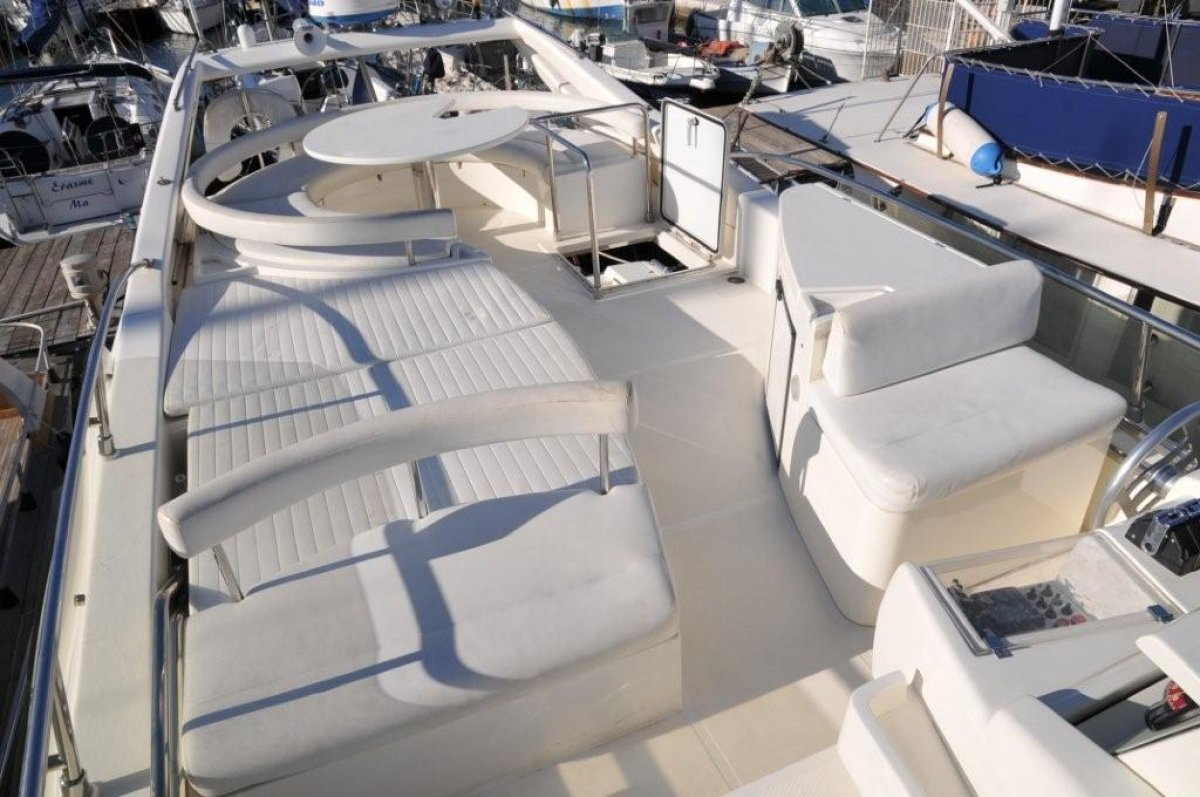 Ferretti 53 Anniversary à vendre - Photo 8