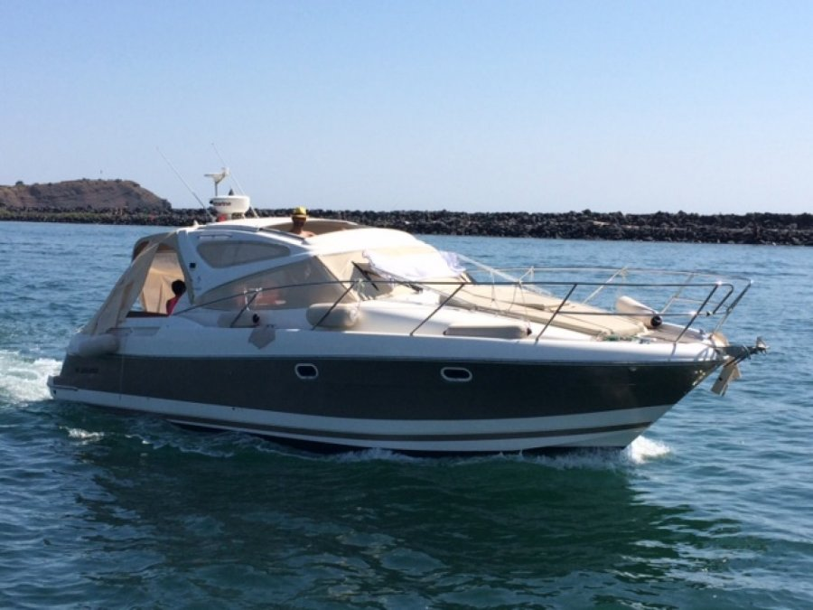 Jeanneau Prestige 34 Hard Top tweedehands