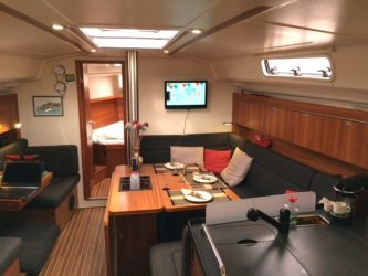 Hanse Hanse 415 � vendre - Photo 14