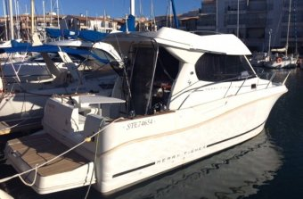 Jeanneau Merry Fisher 8 � vendre - Photo 1