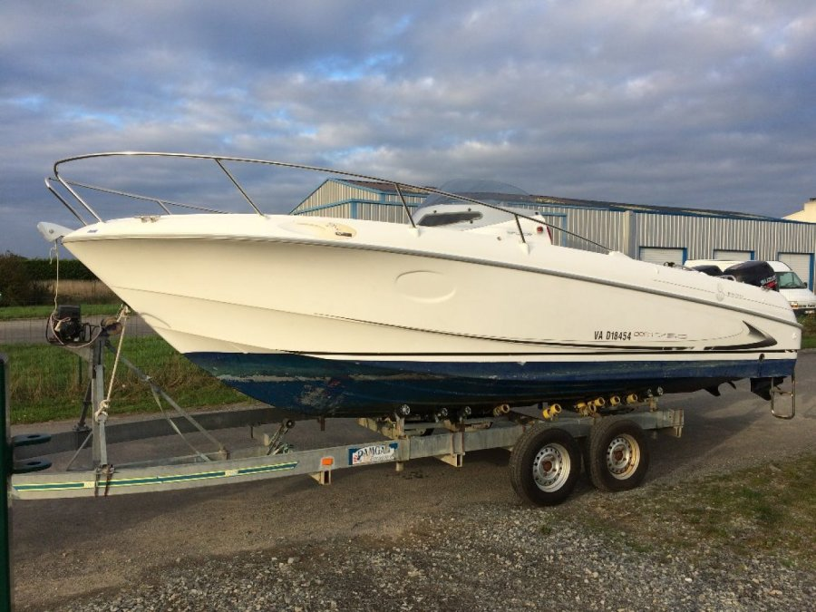 Beneteau Flyer 750 Open used