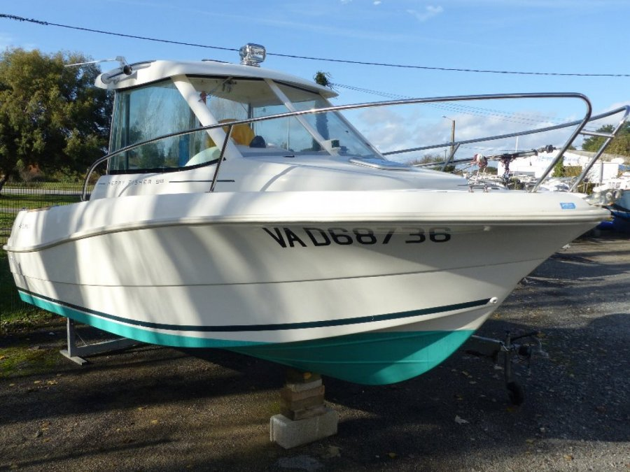 Jeanneau Merry Fisher 585 used