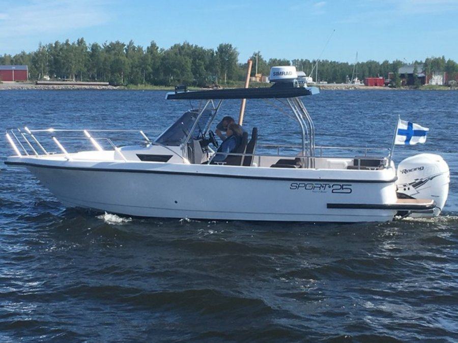 Nord Star Sport 25 T-Top