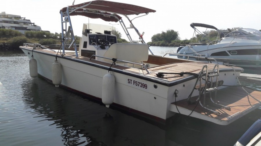 Avanti Marine Power Boat 33 Open à vendre par
