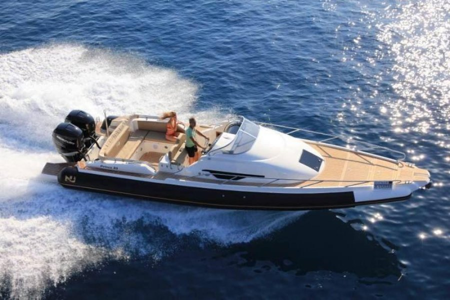 Nuova Jolly Prince 33 Sport Cabine for sale by