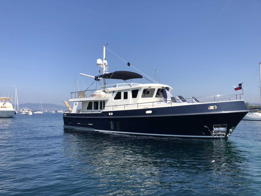 Privateer Trawler 50 for sale by