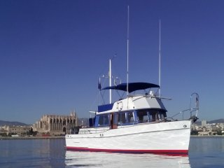 bateau occasion Grand Banks Grand Banks 42 Classic BEINYACHTS