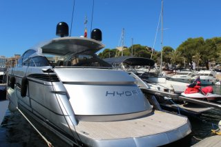 achat bateau Pershing Pershing 56 Open BEINYACHTS