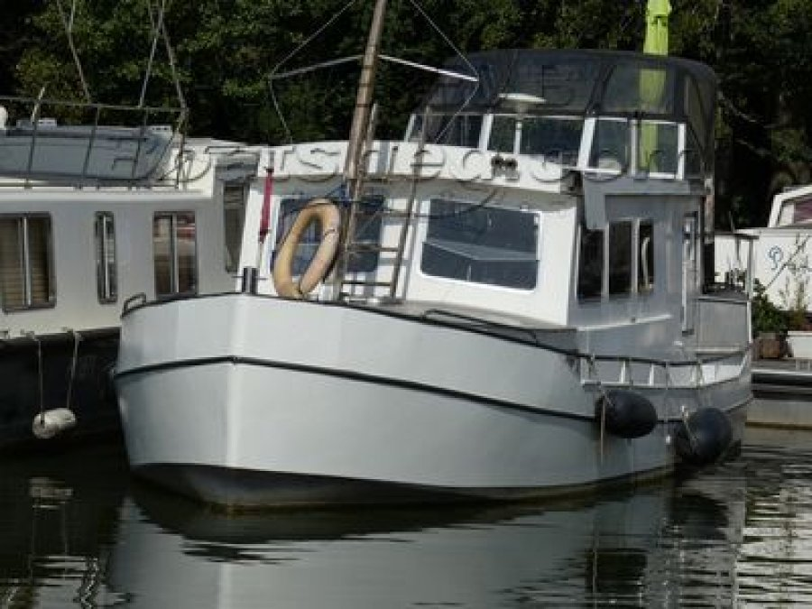 Dutch Barge 40 à vendre par