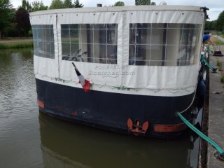 Barge Wide Beam � vendre - Photo 2