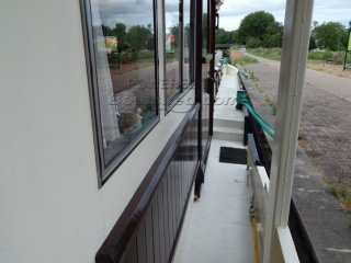 Barge Wide Beam � vendre - Photo 8
