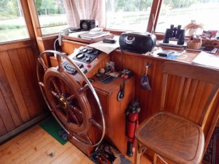 Barge Wide Beam � vendre - Photo 9