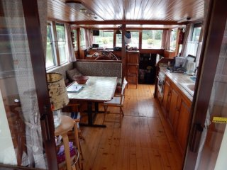 Barge Wide Beam � vendre - Photo 11