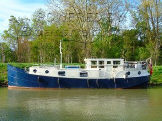achat bateau Dutch Barge Luxe 58 BOATSHED FRANCE