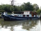 Dutch Barge Motor Barge à vendre - Photo 1