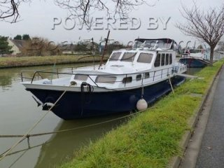Dutch Barge Steel Cruiser à vendre - Photo 1