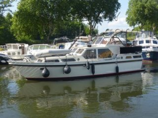 achat bateau Dutch Barge Steel River Cruiser BOATSHED FRANCE