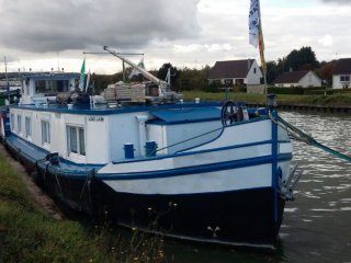 achat  Luxe Motor Dutch Barge BOATSHED FRANCE