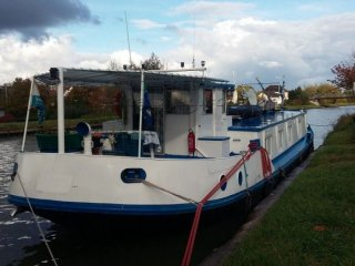 Luxe Motor Dutch Barge � vendre - Photo 2