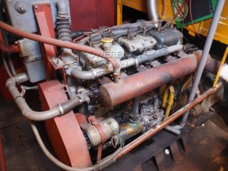 Luxe Motor Dutch Barge � vendre - Photo 3