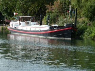 Luxe Motor Dutch Barge