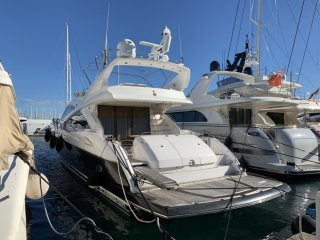Sunseeker Manhattan 66 � vendre - Photo 1