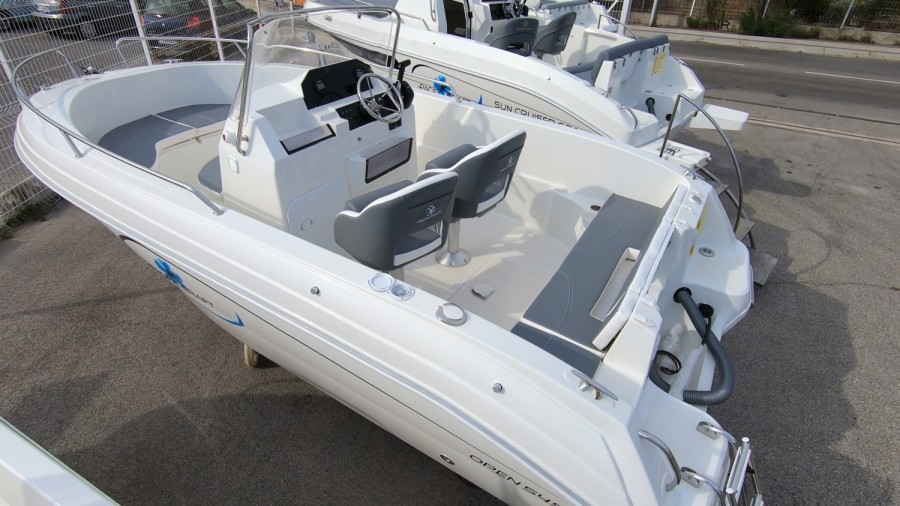 annonce bateau Pacific Craft Pacific Craft 545 Open
