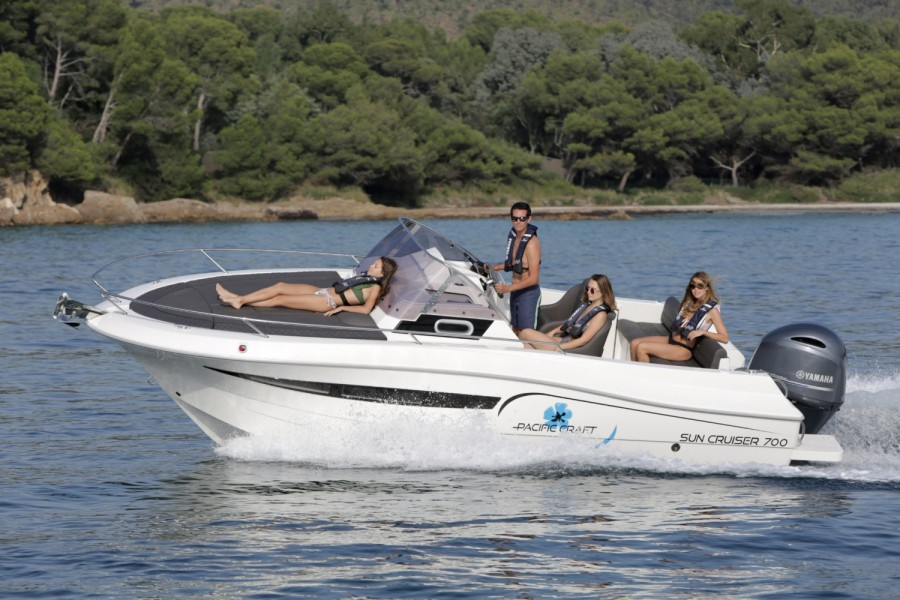 annonce bateau Pacific Craft Pacific Craft 700 SC