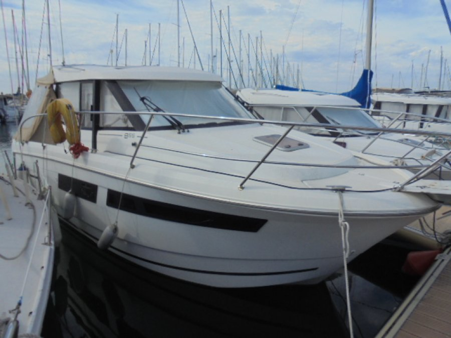 Jeanneau Merry Fisher 855 occasion à vendre
