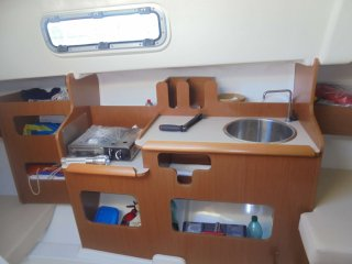 Jeanneau Sun 2500 � vendre - Photo 8