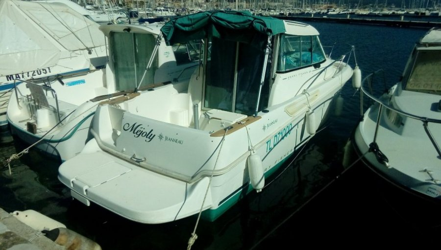 annonce bateau Jeanneau Merry Fisher 655
