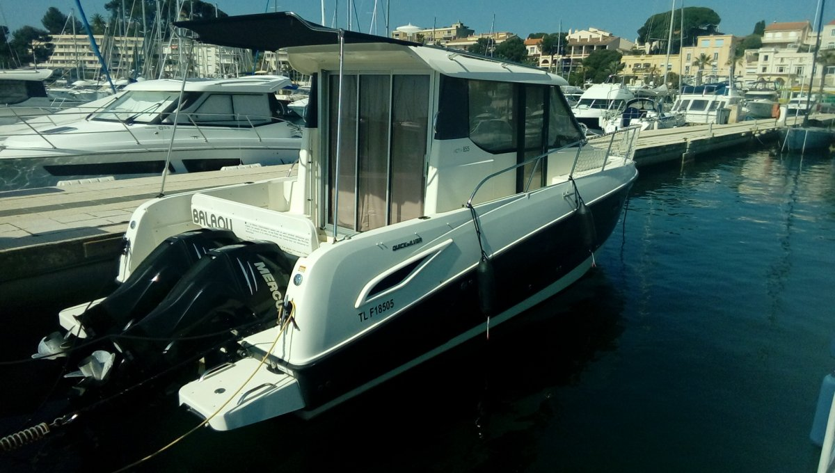 Quicksilver Activ 855 Cruiser occasion à vendre