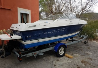 bateau occasion Bayliner Bayliner 192 Discovery CONSULT PLAISANCE