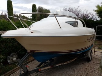 Quicksilver Quicksilver 510 Cruiser � vendre - Photo 10