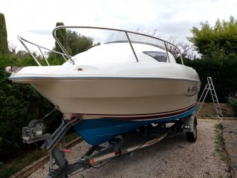 Quicksilver Quicksilver 510 Cruiser � vendre - Photo 1