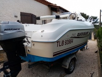 Quicksilver Quicksilver 510 Cruiser � vendre - Photo 2