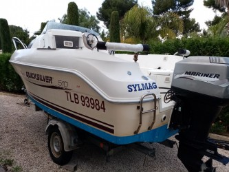 Quicksilver Quicksilver 510 Cruiser � vendre - Photo 3