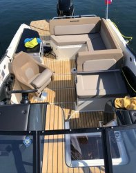 Quicksilver Activ 755 Cruiser � vendre - Photo 3