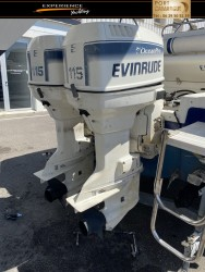 moteur occasion Evinrude pro ocean  EXPERIENCE YACHTING