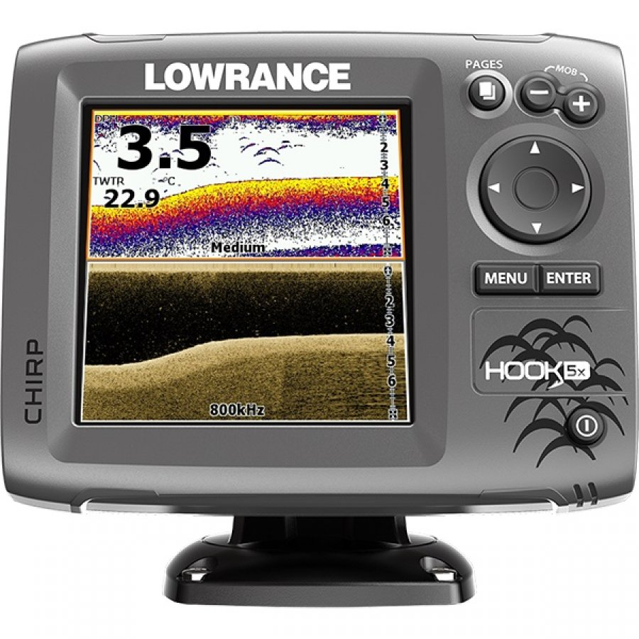 Hook 5x Lowrance occasion